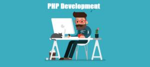 php website development company