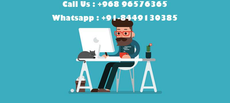 website designing company muscat