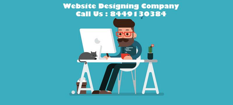 static website designing company meerut